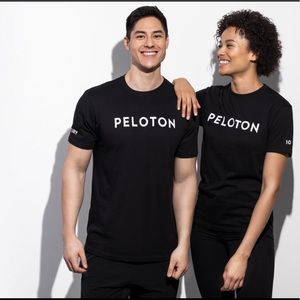 Peloton Century Club Shirt new with welcome card